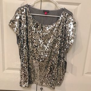 Vince Camuto women's top brand new with tags